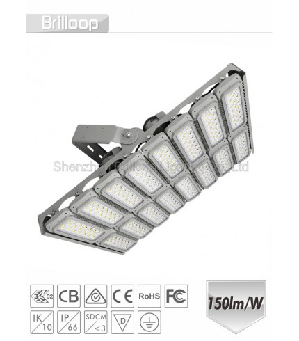 M17: 1200W Modular Floodlight